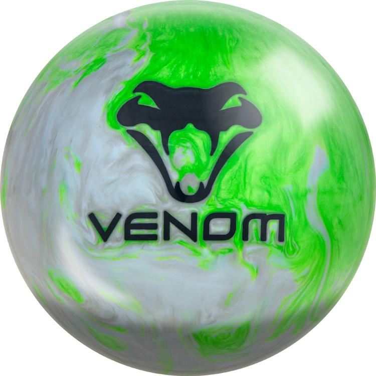 Motiv Fatal Venom Bowling Ball Front View