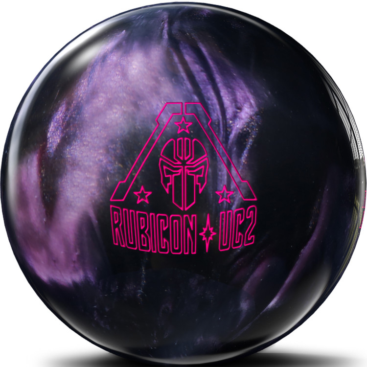 Roto Grip Rubicon UC2 Bowling Ball Front View