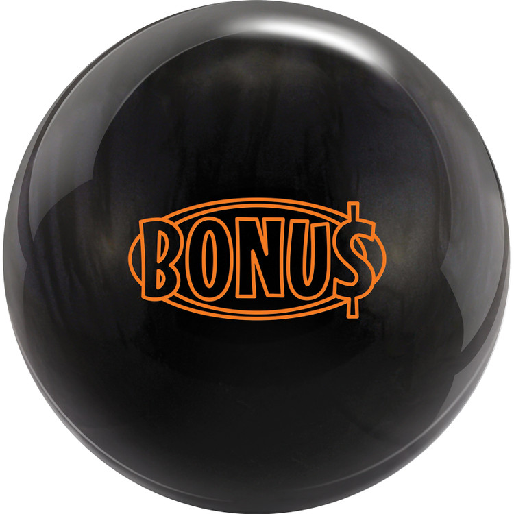 Radical Bonus Pearl Bowling Ball Front View
