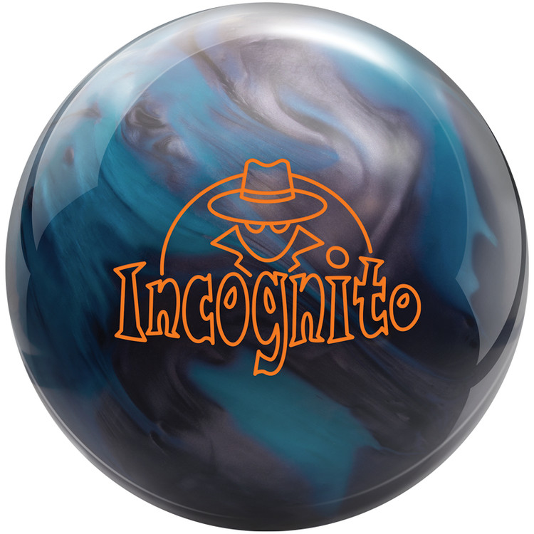 Radical Incognito Pearl Bowling Ball Front View