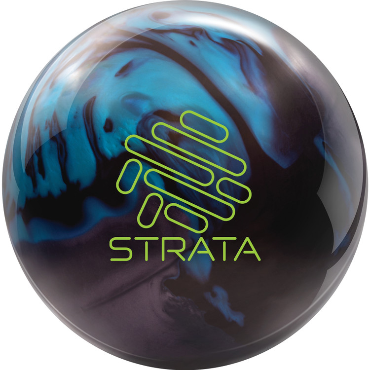 Track Strata Hybrid Bowling Ball Front View