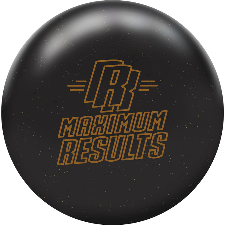 Radical Maximum Results Bowling Ball Front View
