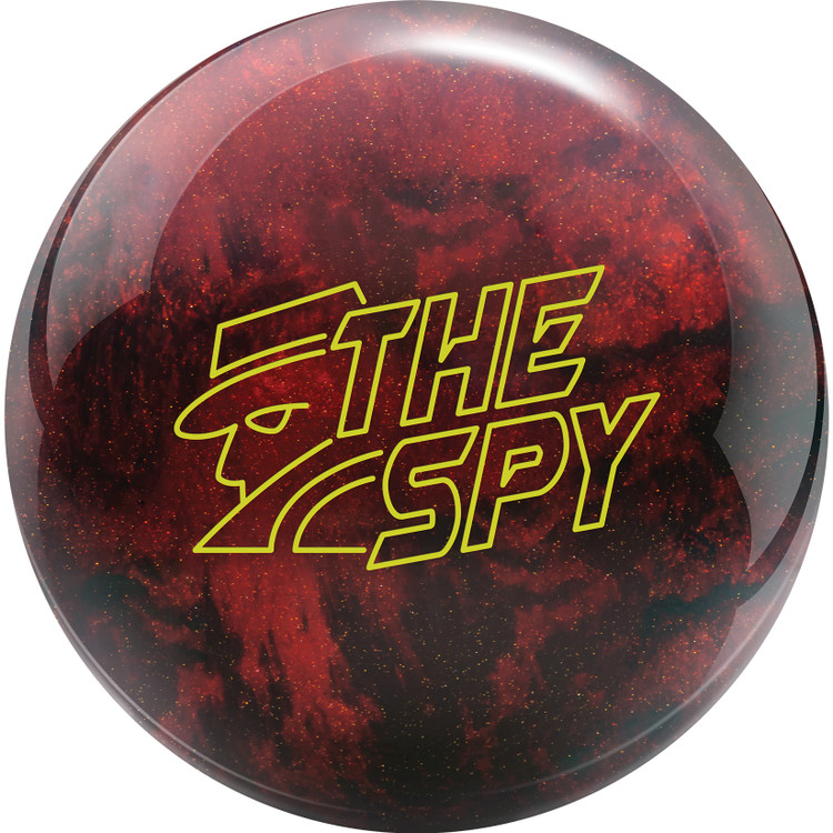 Radical The Spy Bowling Ball Front View