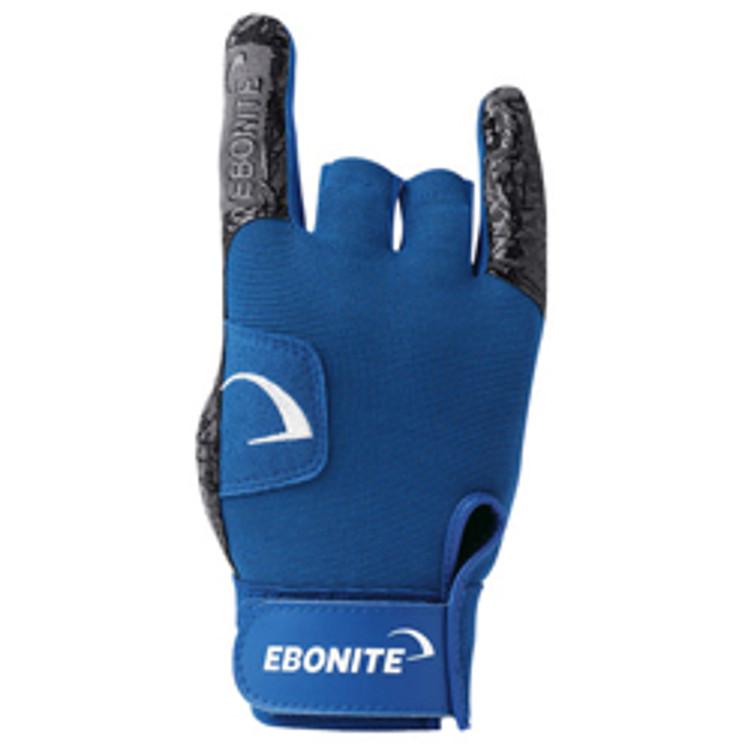 Ebonite React/R Palm Pad Glove Left Hand Blue