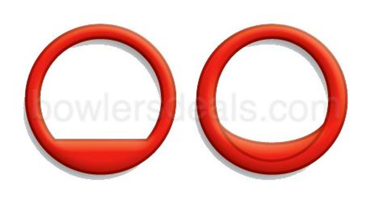 Vise Lady Power Lift-Semi Finger Insert P/S