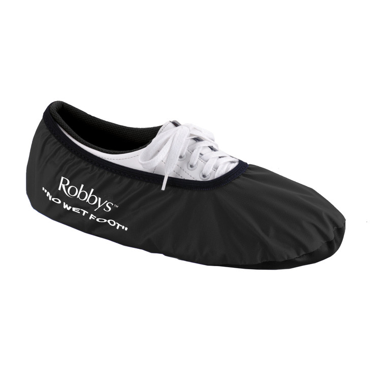 Robby's No Wet Shoe Cover Black
