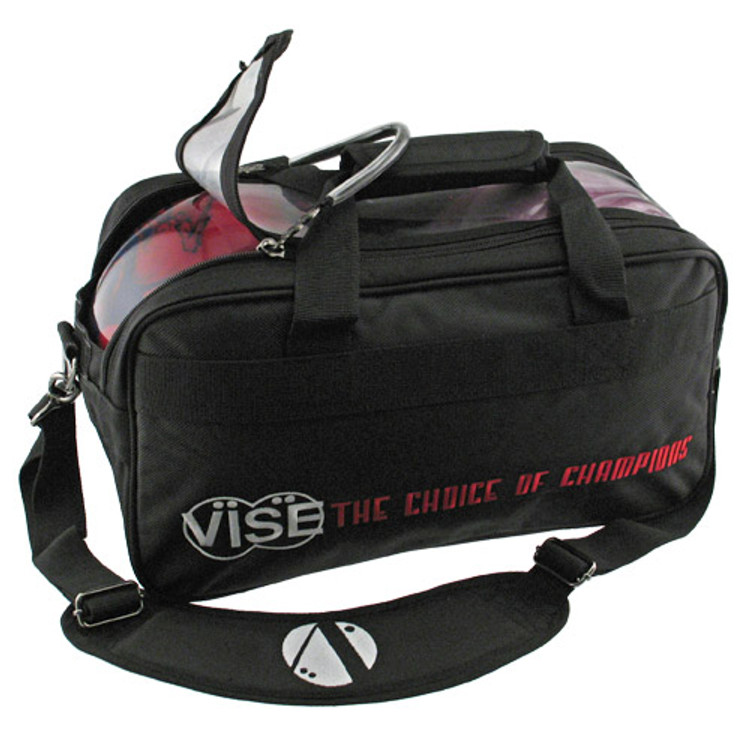 Vise 2-ball Clear Top Tote