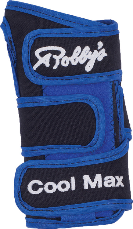 Robby's Original Cool Max Wrist Positioner Right Hand Blue