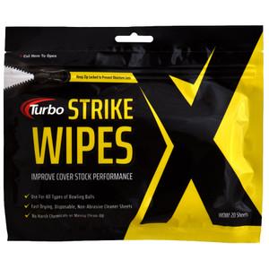 LOT OF 4-20 Pack Motiv Bowling Response Wipes