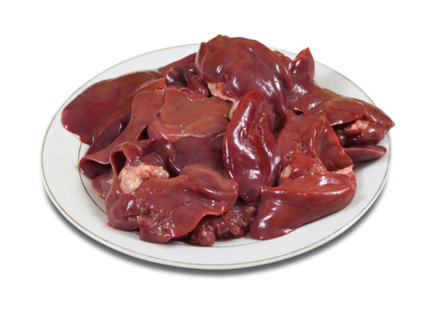 Conventional Young Duck Liver  from PA Local Farm 1lb