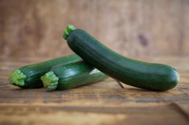Organic Fancy Green Zucchini squash from Lancaster Farm Fresh Coop 1 pound