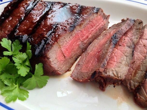 Organic Beef London Broil (2-3lbs)