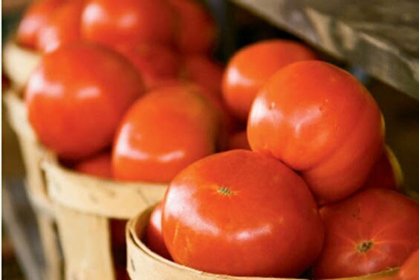 Heirloom Organic Red Tomatoes from Jersey Hollow farm 1lb