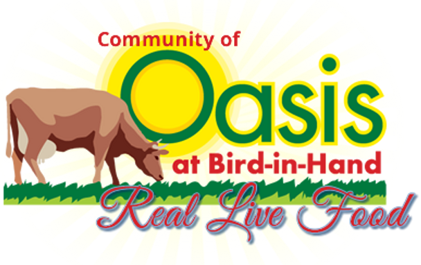 Oasis Raw Organic Grass-Fed Betta Chetta os