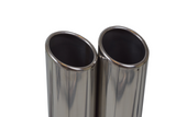 """Polished Tip Rolled Edge Clamp-on 18"""" x 3.5"""" x 2.5"""""""
