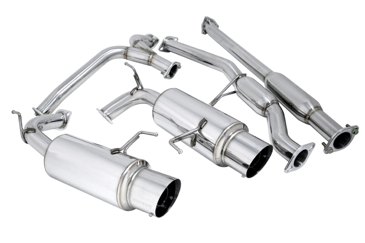 ACCORD 98-02 COUPE 2DR FULL CATBACK EXHAUST N-1