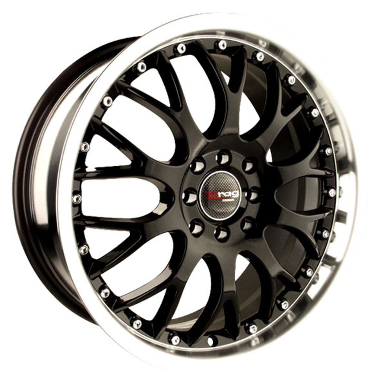 Free Shipping On Drag DR60 60x60 Et60 Cb603 60x1060 60x60 Gloss Black Impressive 5x105 Bolt Pattern
