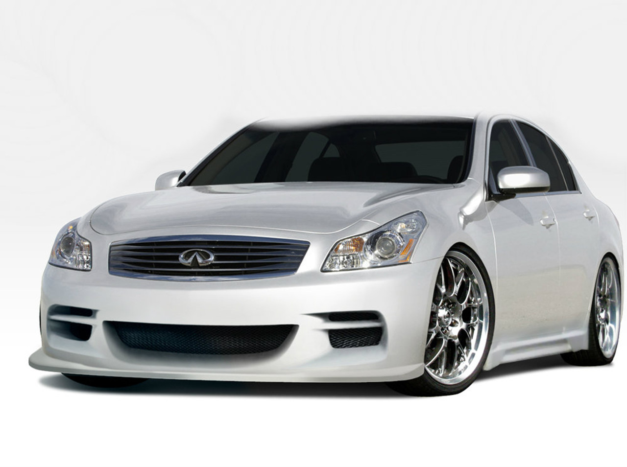 Free Shipping On Duraflex 07 09 Infiniti 4dr G25 G35 G37 Ts 1 Body Kit