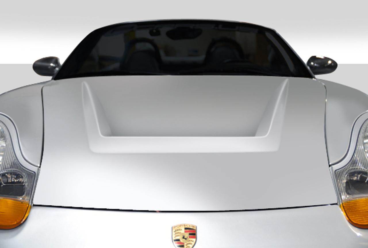 Free Shipping On Duraflex 97 04 Porsche Boxster 99 01 996 Maston Hood Kit