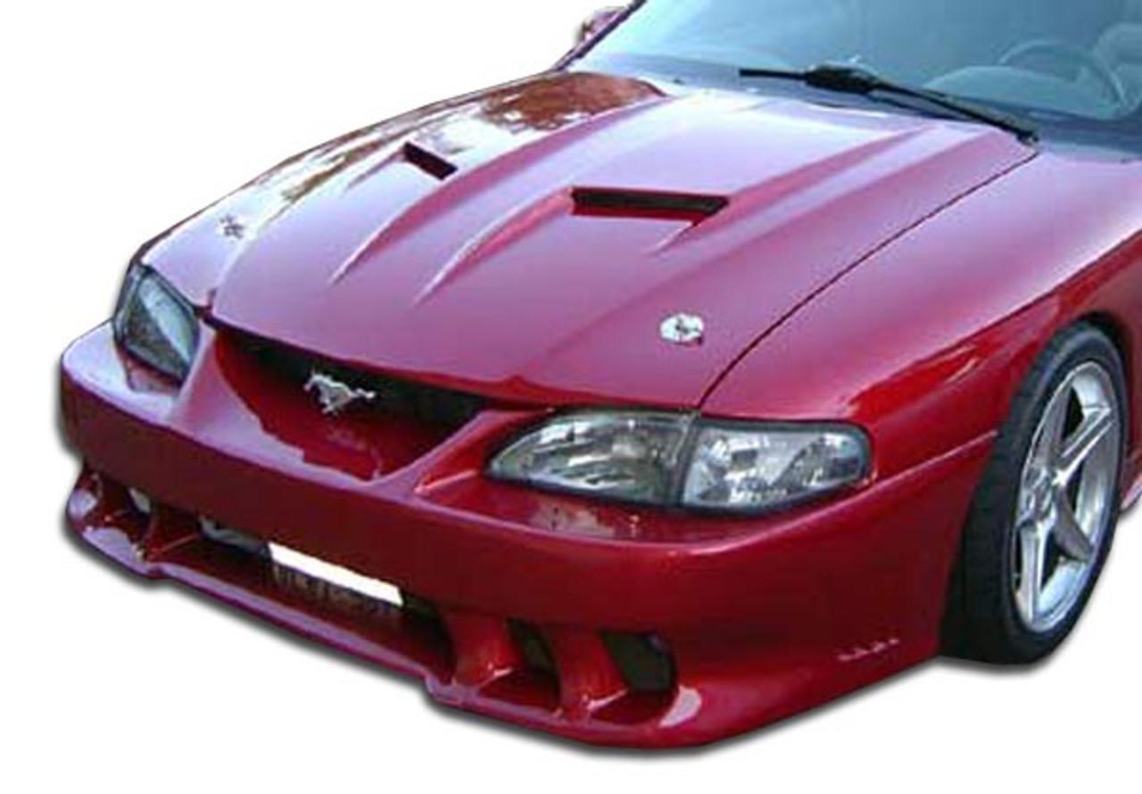 Mustang Mach 2 >> Duraflex 94 98 Ford Mustang Mach 2 Hood Kit