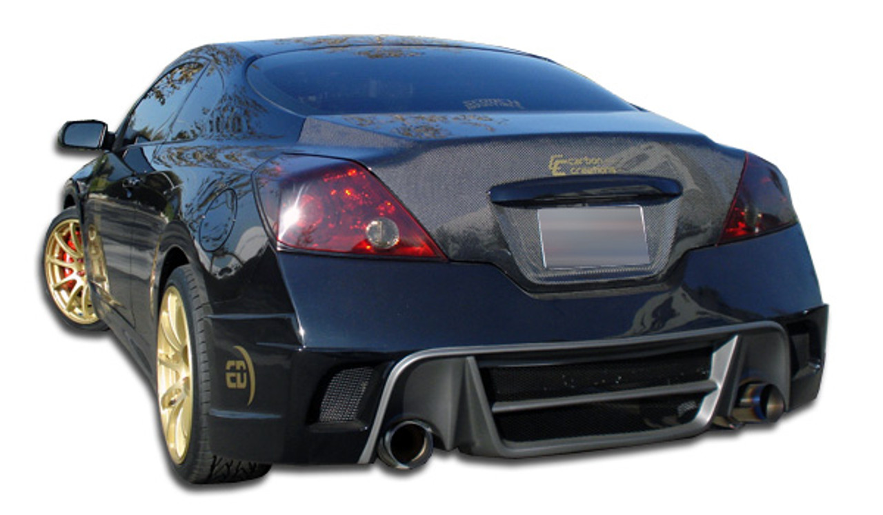 free shipping on duraflex 08 12 nissan altima 2dr gt concept rearfree shipping on duraflex 08 12 nissan altima 2dr gt concept rear bumper cover kit