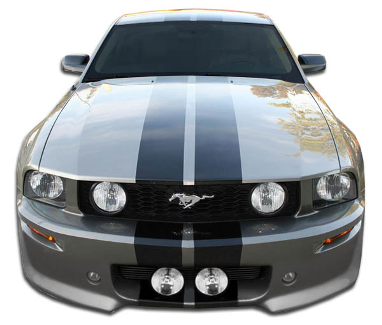 Duraflex 05-09 Ford Mustang Eleanor Front Bumper Cover Kit