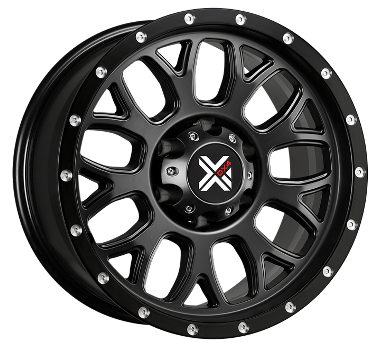 Free Shipping On Dx4 15x8 Type Gear 5 X114 3 Matte Black Set Of 4 Wheels