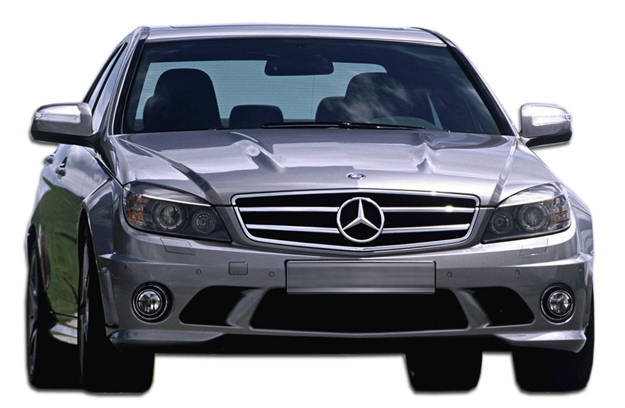 Front Bumper Cover for MERCEDES BENZ C-CLASS 2008-2011 Primed with ...