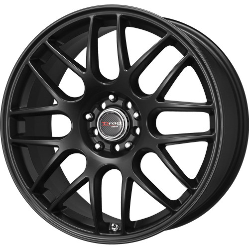 Free Shipping On Drag DR60 60x6060 60x60 60x1060 Et60 Cb603 Flat Black Custom 5x105 Bolt Pattern