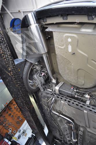 Tsudo 2005-07 Cobalt SS superchared N1 Catback Exhaust