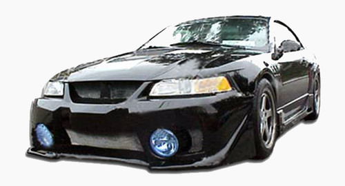 Duraflex 99-04 Ford Mustang Evo 5 Front Bumper Cover Kit