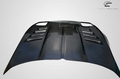 Carbon Creations 84-96 Chevy Corvette C4 Hood