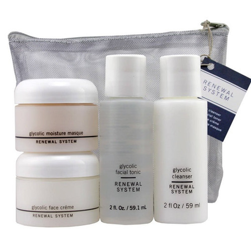 Credentials Glycolic Renewal Travel Kit  (5 pieces)