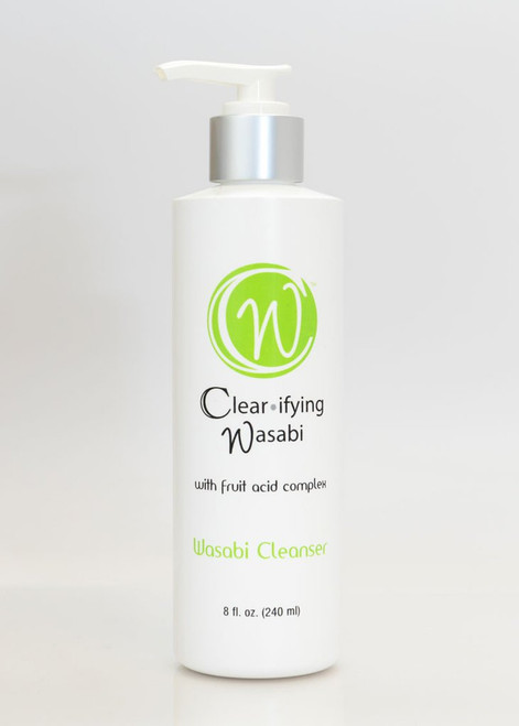 Clearifying Wasabi Cleanser 8 oz
