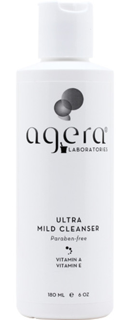 Agera Ultra Mild Cleanser 6 oz