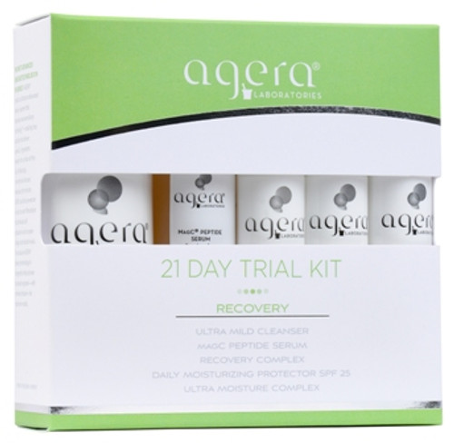 Agera Recovery 21 Day Trial Kit