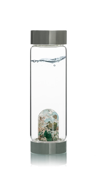 VitaJuwel GemWater Bottle ViA Forever Young