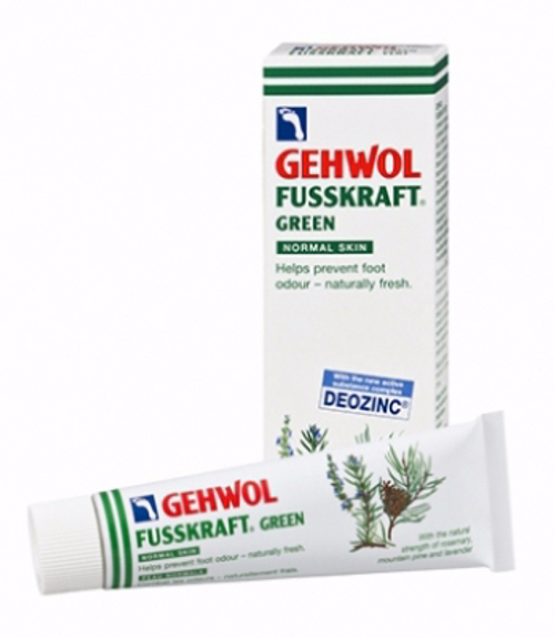 Gehwol Fusskraft Green 2.6oz