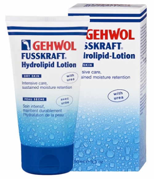 Gehwol Fusskraft Hydrolipid-Lotion 4.4oz