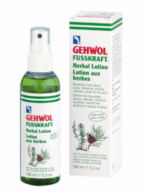 Gehwol Fusskraft Herbal Lotion 5.3oz