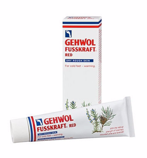 Gehwol Fusskraft Red, Rich Emollient Cream 17.6oz