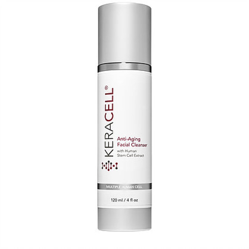 KERACELL Anti-Aging Facial Cleanser 4oz