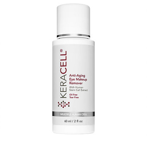 KERACELL Anti-Aging Eye Make-up Remover 2oz