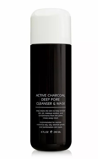 2.0 Active Charcoal Deep Pore Cleanser & Mask