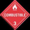 """INCOM TA310SS Class 3 - Combustible Liquids  10.75"""" x 10.75"""""""