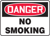 Accuform MSMK133VP OSHA Danger Safety Sign: No Smoking