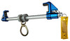 "Frontline Aluminum I-Beamer Anchor for 3.5"" - 14"" Wide I-Beams"