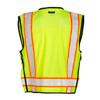 ML Kishigo S5000 Class 2 Lime Professional Surveyors Vest
