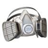 3M 5201 Half Facepiece Organic Vapor Respirator (M)