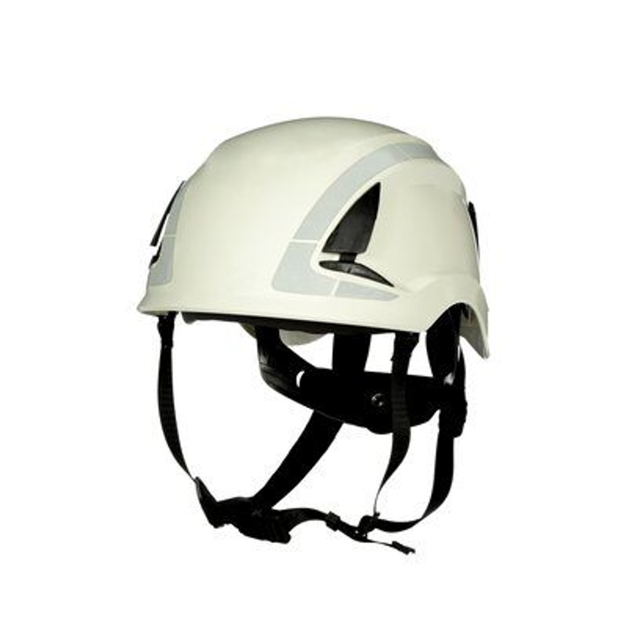 3M X5000 SecureFit Safety Helmet ANSI Non-Vented Reflective 4 Ea/Case - Industrial Safety Products
